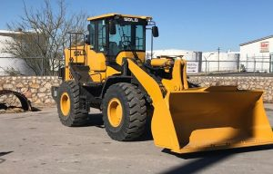 Sierra Machinery named as first SDLG dealer in West Texas and southwestern New Mexico