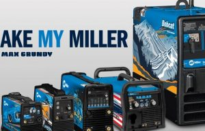 Miller Announces Make My Miller Giveaway: Winner Receives a Sweet Miller Machine Customized by Artist Max Grundy