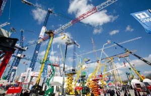 Largest trade show in the world (bauma) becomes even larger in 2019