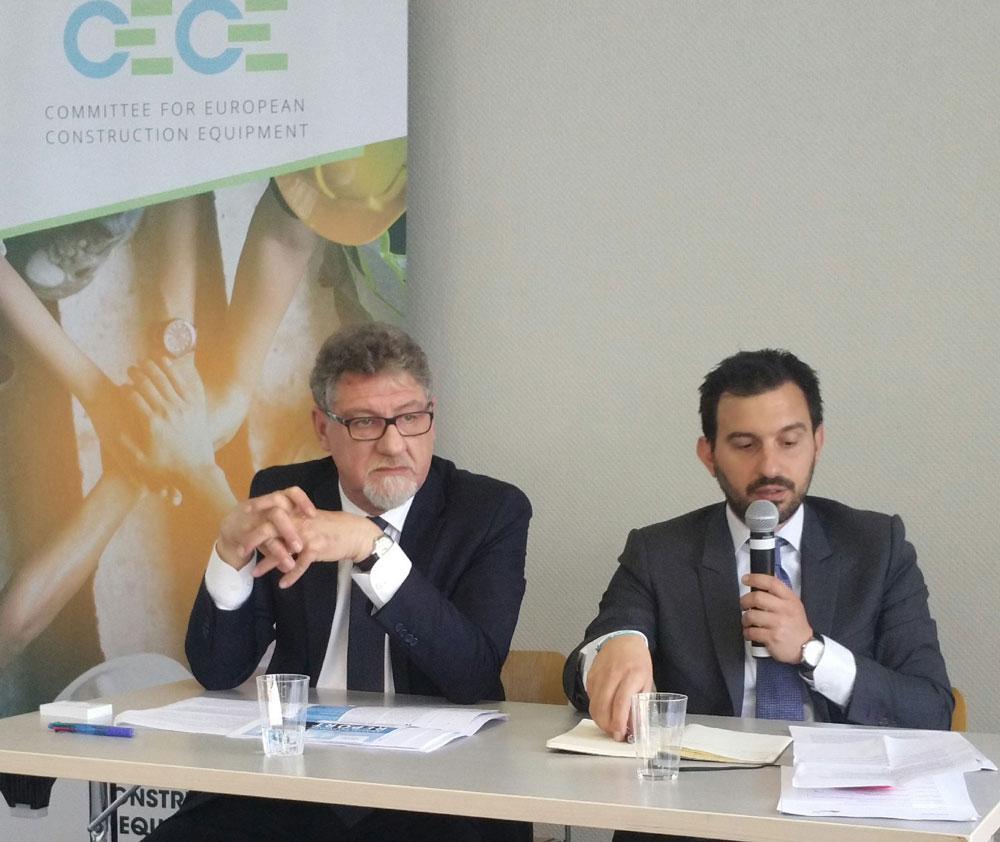 CECE at Intermat