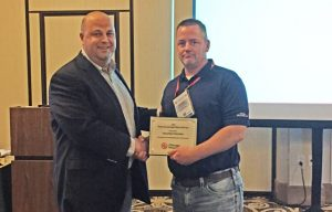 Chicago Pneumatic Recognizes Outstanding Achievement in Sales at Annual Meeting