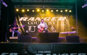 Polaris hosts 'RANGER Country USA' celebration for Pinedale, Wyoming with country music superstar Jake Owen