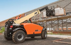 Rising Expectations: Compact Telehandlers Get Smaller and More Popular