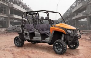 Heading Off Road: From Cat to JLG, Big Brands Release New UTVs and Target Niche Markets