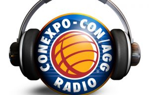 CONEXPO-CON/AGG Wins Best Construction Podcast Again, Gets New Host, Maybe It's Time You Started Listening