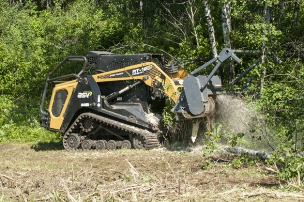 ASV Adds Northern California Dealer to Network (RGW Equipment)