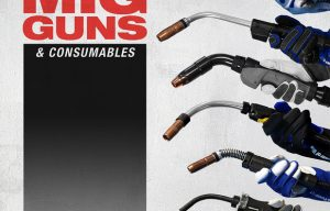 Bernard Updates Semi-Automatic MIG Guns and Consumables Catalog