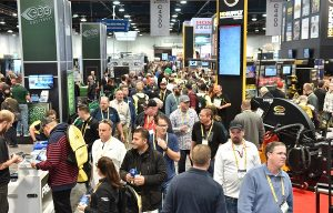 World of Concrete announces largest space draw in 10 years