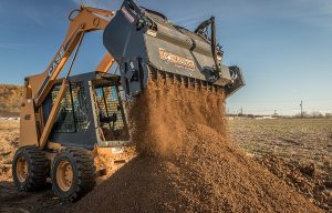 Burly Attachments announces new Clod-Buster Topsoil Screener