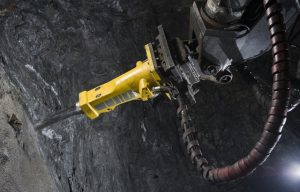 New Tunnel Version of Epiroc SB Hydraulic Breakers Offers Longer Lifetimes with Lower Operating Costs