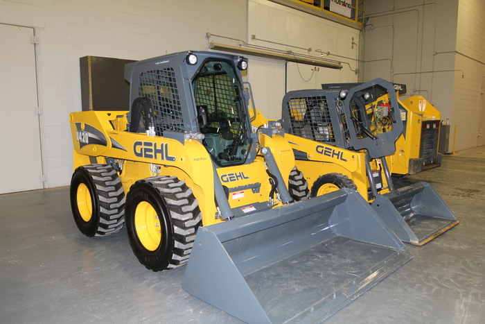 Behind The Scenes At Gehl We Visit The Manitou Group Hq See How A