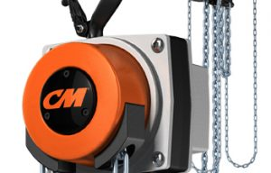 Columbus McKinnon Expands CM Hurricane 360° Hand Chain Hoist Offering