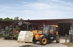 JCB brings telescopic handler production line to Savannah, Georgia
