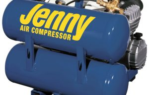 Jenny Products Introduces Gas-Powered Hand-Carry Compressor