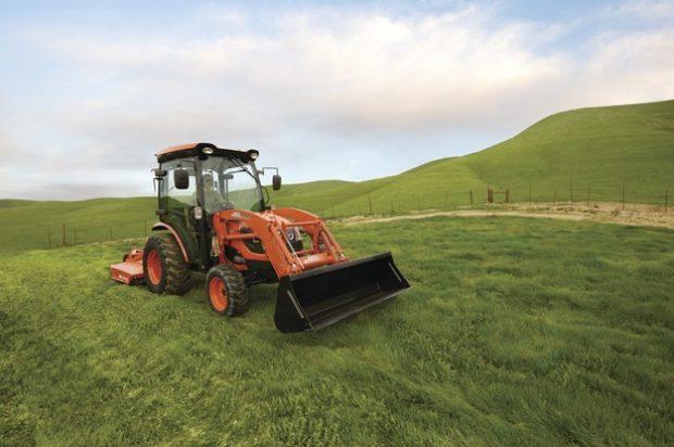 KIOTI Tractor Expands Popular CK10SE Series, Tractors Arrive at Local Dealerships