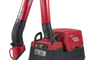 Lincoln Electric's New Mobiflex 400-MS Mobile Welding Fume Extractor Offers Filtration on the Go