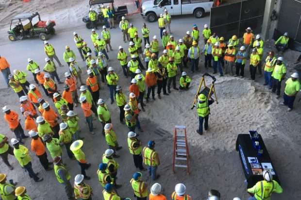 Werner to Train 25,000 Construction Professionals During Month of May (CE Starts Slow Clap)