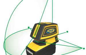 Trimble Introduces New Spectra Precision Green Beam Laser Tools for Interior Construction