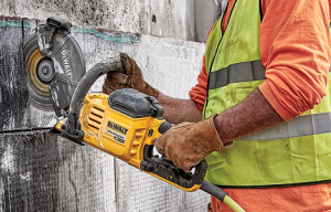 Dewalt Announces 9-in. 60V MAX Cut-Off Saw
