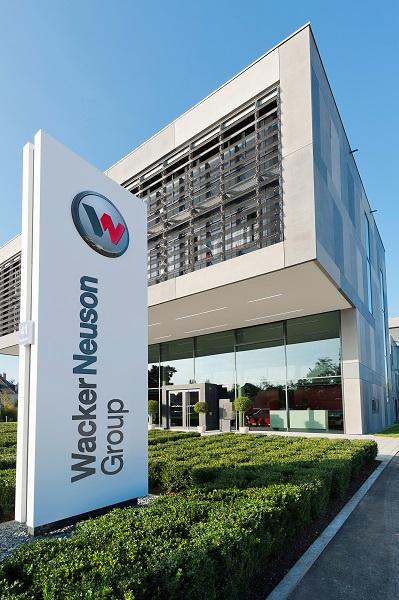Wacker Neuson Group_HQM Munich