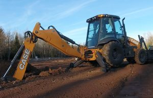 Case Announces Enhancements to N Series Backhoe Loader Line