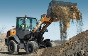 Case Compact Wheel Loaders Summarized — 2017 Spec Guide