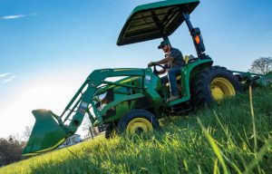 Uniquely Versatile: Utility Tractors Continue to Attract Lifestylers and Pros Looking for a One Machine Solution