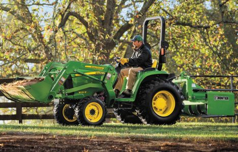 Attached to Productivity: Different Implements Allow Compact Tractors to Take On...