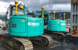 Trimble and Kobelco Announce Trimble Ready Option for Select Kobelco Excavator Models
