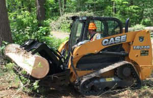 Case and F&W Equipment Provide Equipment Support for Tornado Cleanup