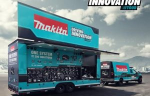 Makita Hits the Road with Driving Innovation Tour