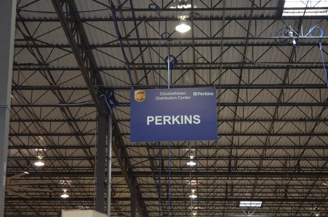 Perkins North America Regional Logistics Centre 3