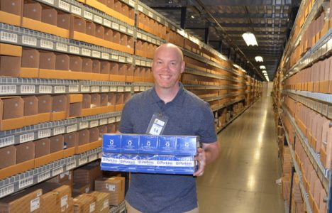 Editor at Large: Touring UPS' giant Worldport Facility in Louisville, Explorin...