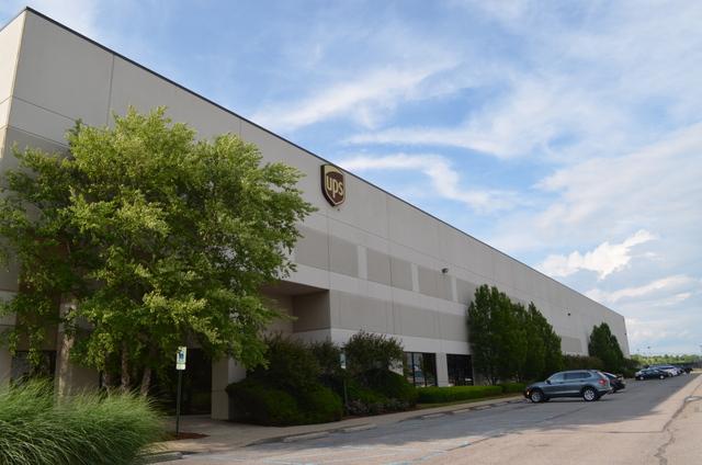 Perkins North America Regional Logistics Centre 1