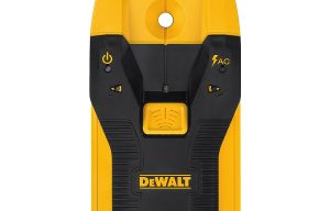 Dewalt adds stud finders to electronic tools lineup