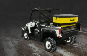 New SnowEx Drop Pro 600 Spreader Offers Improved Controls, Simplified Installation