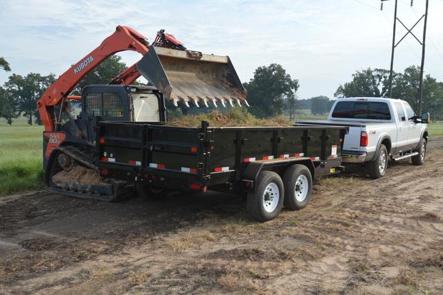 Dump trailer (cut 3)