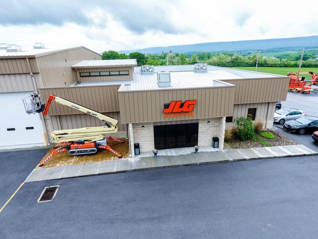 JLG customer center
