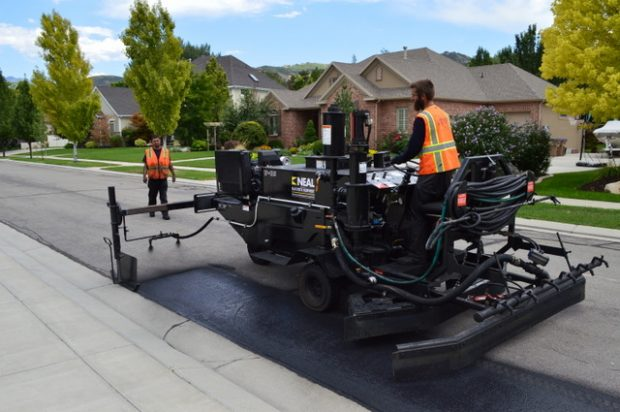 Neal Manufacturing Introduces Asphalt Road Preservation Package