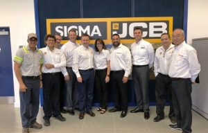 Sigma JCB Joins JCB's Growing North American Dealer Network