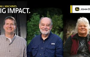 "John Deere announces finalists of second annual ""Small Machines. Big Impact."" Contest"
