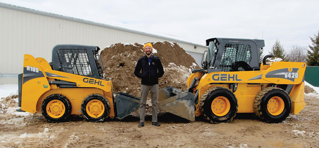 Operation Gehl: We Contrast Two Gehl Skid Steers But Find