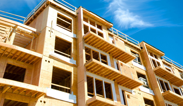 apartment construction multifamily