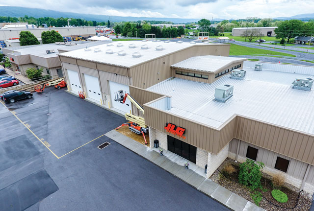 JLG's Customer Training Center