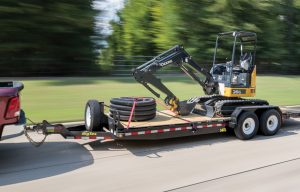 Have Equipment, Will Travel: Ensure a Safe and Effective Trailer Choice to Haul Your Machinery