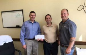 Friday Accolades: Pennsylvania Contractor Donates $5K to Career and Technical School for Trades
