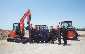 Kubota Tractor Completes Land Purchase for Future Logistics Campus and Midwest Division Office in Edgerton, Kan.