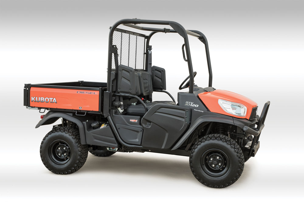 Operation Kubota: Learn What Makes the New RTV-X1120 the ...