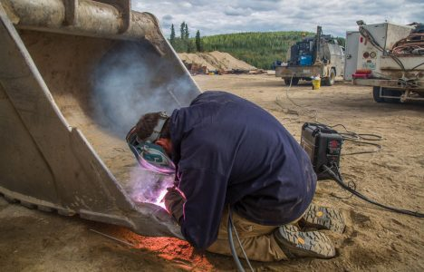 Aiming for Efficiency: Outdated Welding Technologies Waste Hours on the Jobsite