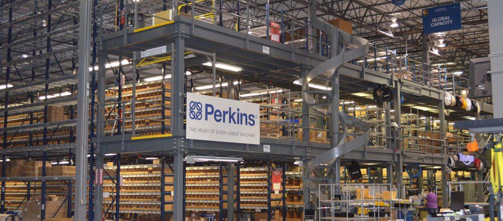 perkins and ups